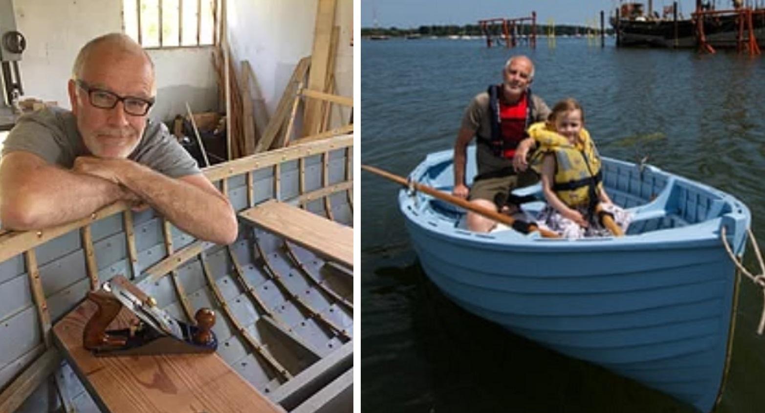 """""""L'arte di costruire una barca"""" di Jonathan Gornall: un padre, una figlia, ed il grande mare aperto"""
