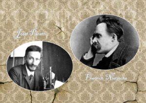 Josef Paneth - Friedrich Nietzsche