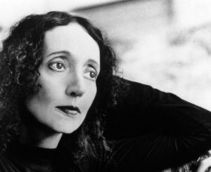 Joyce Carol Oates - Photo by Marion Ettlinger Hires