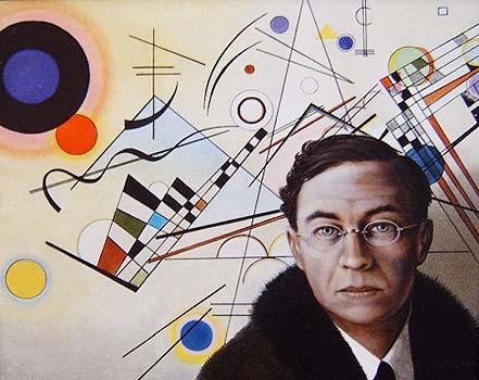 Kandinsky, in mostra il padre della pittura astratta, dal 17 dicembre al 4 maggio 2014, Milano