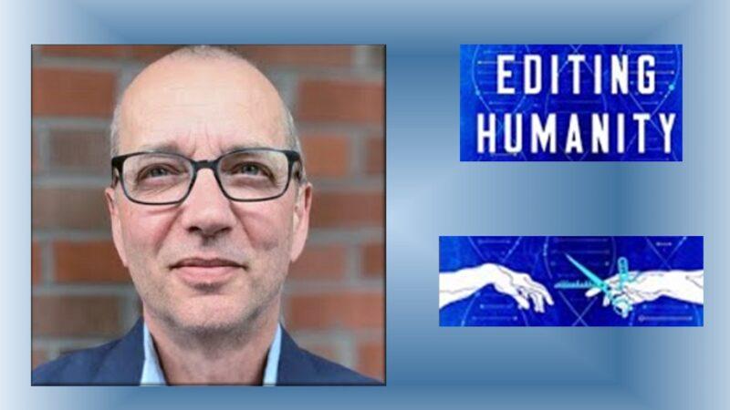 """""""Riscrivere l'umanità"""" di Kevin Davies: la rivoluzione CRISPR e la nuova era dell'editing genetico"""