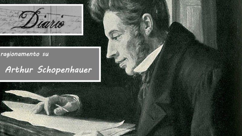 Diario di Søren Kierkegaard: ragionamento su Arthur Schopenhauer