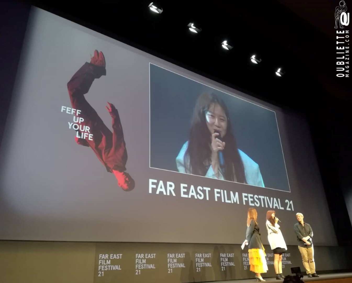 "FEFF 2019: Sezione Competition – ""Door Lock"" di Lee Kwon"