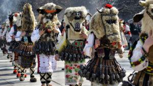 Kukeri - Photo by BNR-Radio Bulgaria