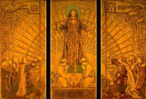 L'adorazione di Santa Giovanna D'Arco - J. William Fosdick - 1896