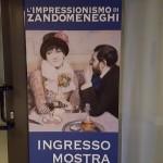 """""""L'impressionismo di Zandomeneghi"""", in esposizione al Palazzo Zabarella, sino al 29 gennaio 2017, Padova"""
