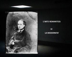 L'Arte Romantica IV - in foto Charles Baudelaire - 1855 - Nadar