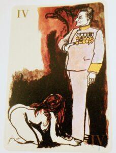 L'Imperatore - Renato Guttuso
