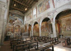 La Basilica di Nereo e Achilleo