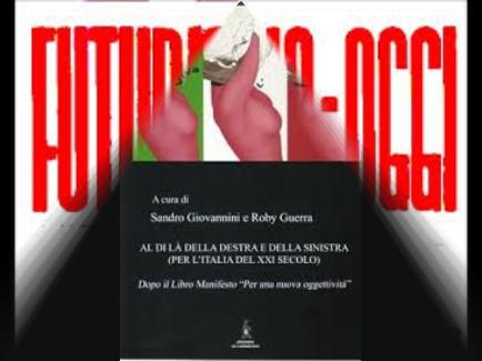 Il sublime avvenire 2.0 dalla flotta postfuturista: Urfuturismo per La Carmelina, 2014