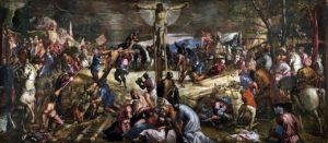 La Crocifissione - Tintoretto -1565
