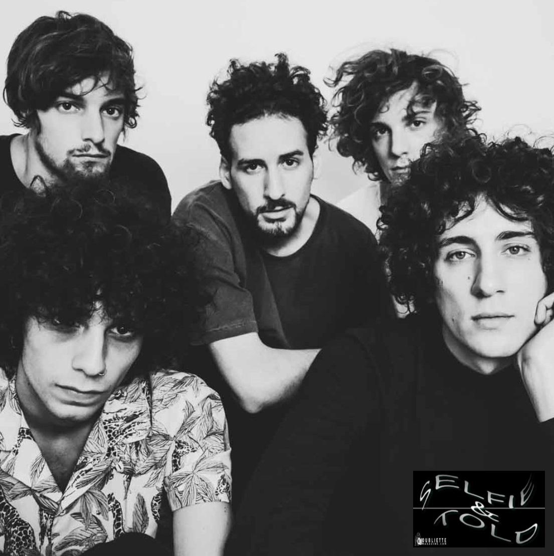 """Selfie & Told: la band La Notte racconta il nuovo disco """"Volevo Fare Bene"""""""
