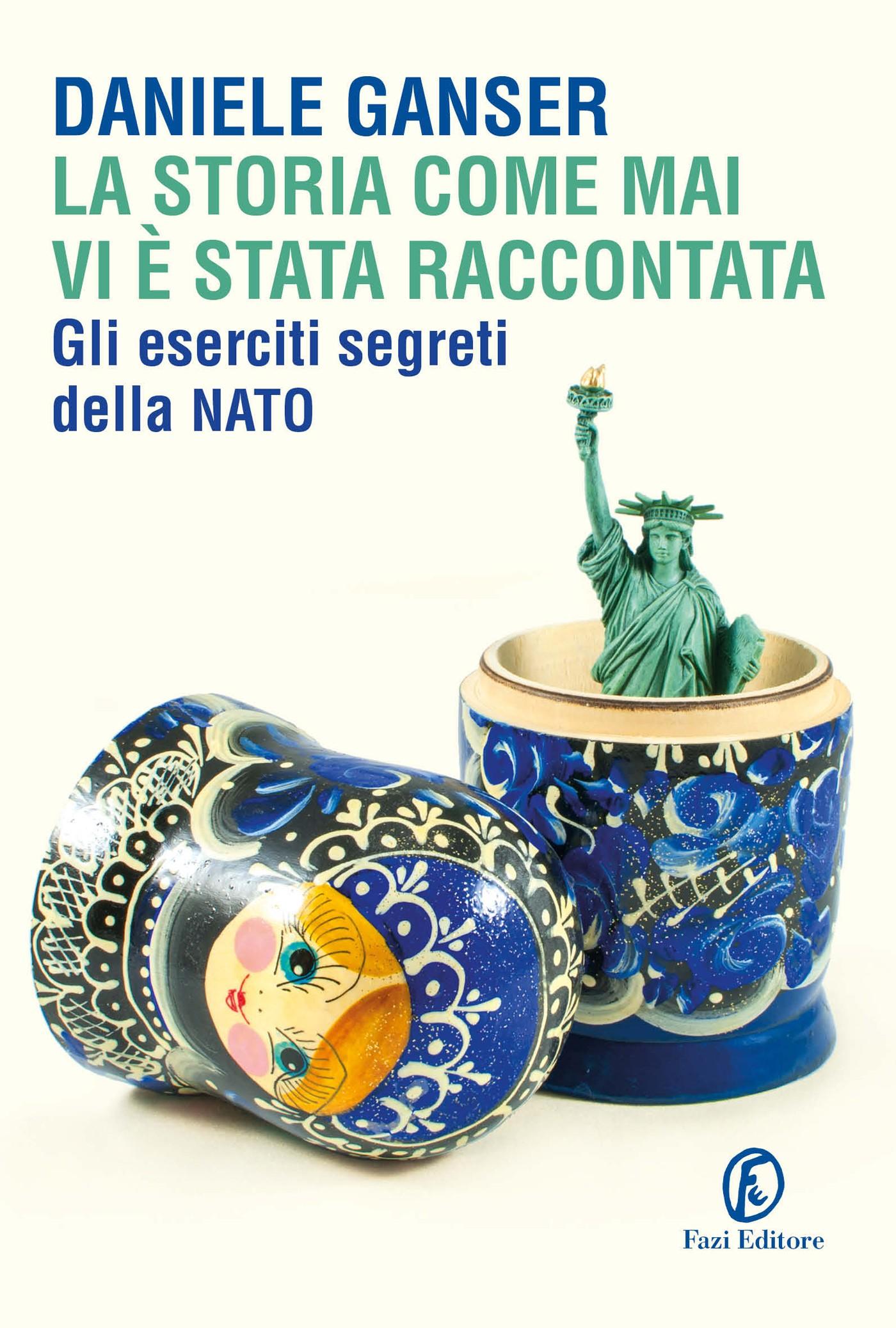Risultati immagini per daniele ganser NATO