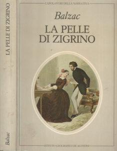 La pelle di zigrino di Honoré de Balzac