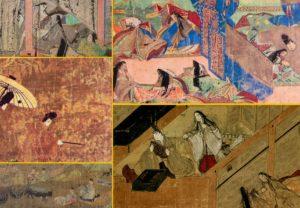 La storia di Genji - Painting Tokugawa Art Museum's Genji Monogatari Emaki