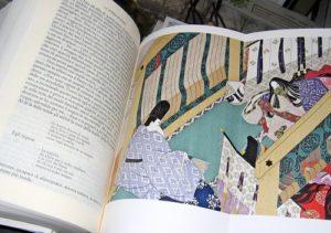 La storia di Genji di Murasaki Shikibu - Photo by Einaudi Bologna