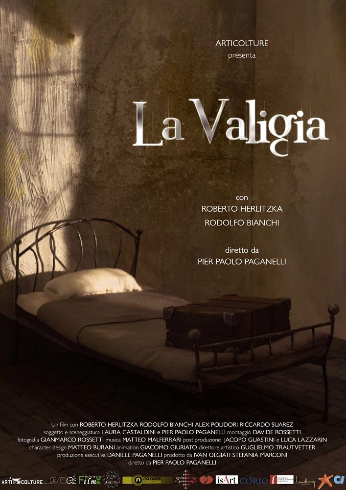 """""""La valigia"""" di Pier Paolo Paganelli: viaggio in una stanza segreta della mente"""