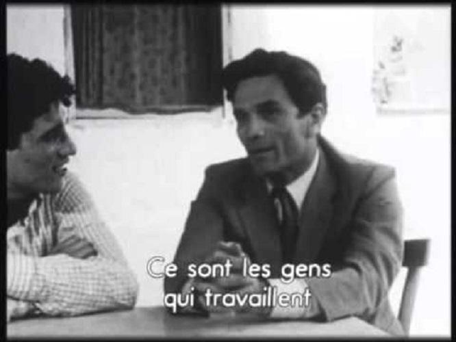 """""""La voce di Pasolini"""" di Matteo Cerami e Mario Sesti, la storia di tutti noi raccontata dalle parole del poeta corsaro"""