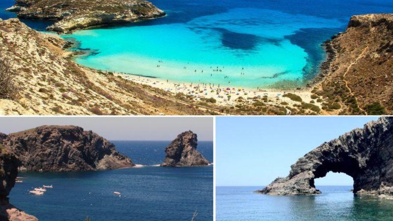 Carta di Navigare di Gerolamo Azurri #14: le isole Pelagie, nel portolano della metà del 1500