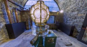 Lanterna di Genova - interno - Photo by Musei di Genova