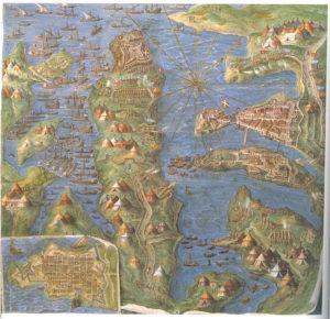 L'assedio di Malta - E. Danti