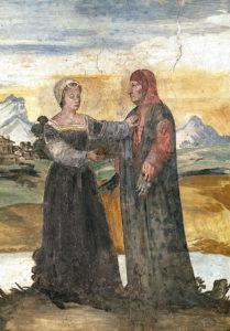 Laura e il Poeta - anonimo
