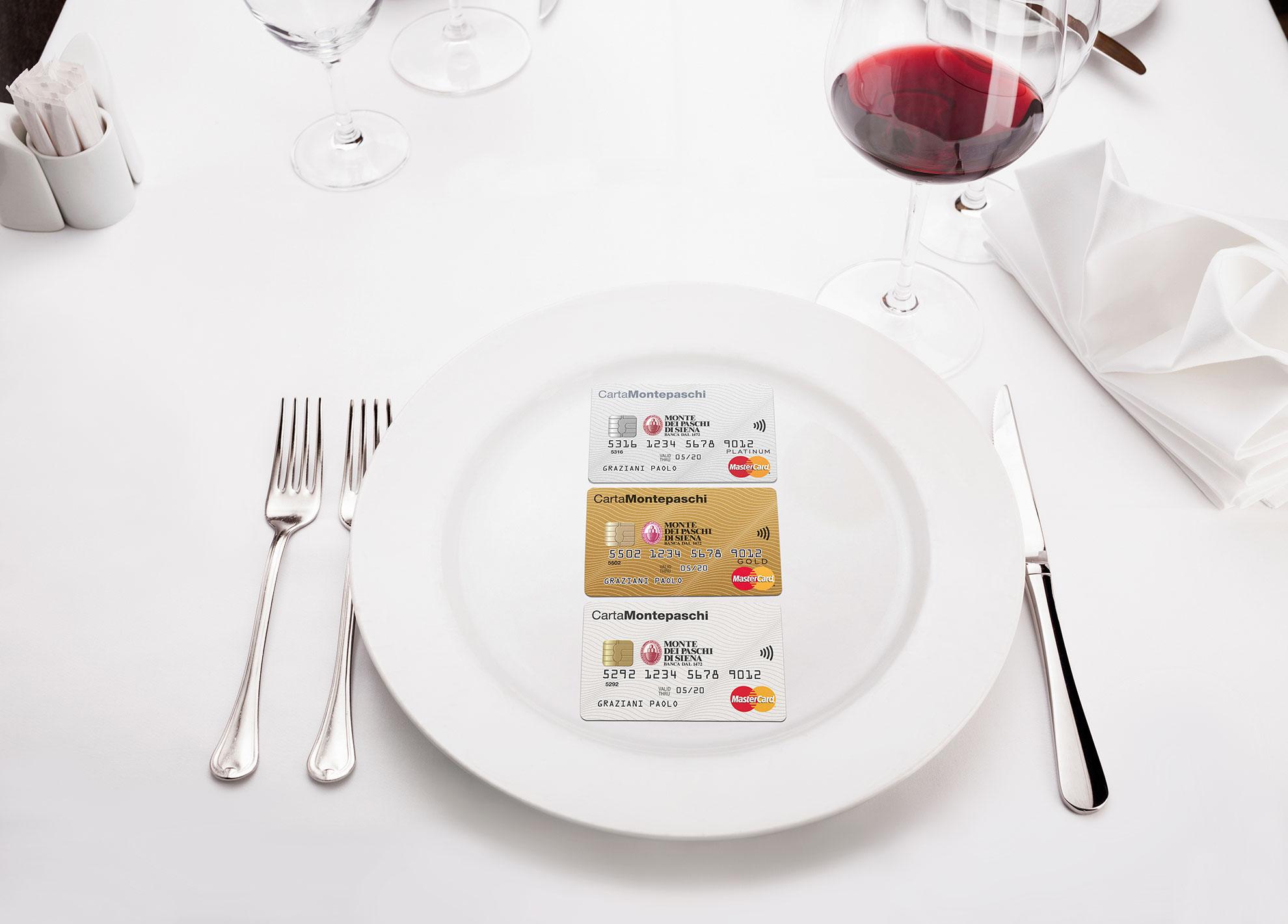 """Concorso """"Le carte in tavola"""": invia la ricevuta e scopri se hai vinto i premi offerti da Monte Paschi di Siena"""