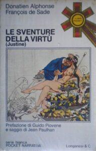 Le sventure della virtù (Justine) del Marchese de Sade