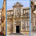 Lecce: l'antico fascino rivive con le chiese d'epoca