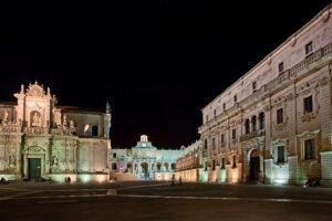Lecce - Piazza Duomo - Photo by Nel Salento