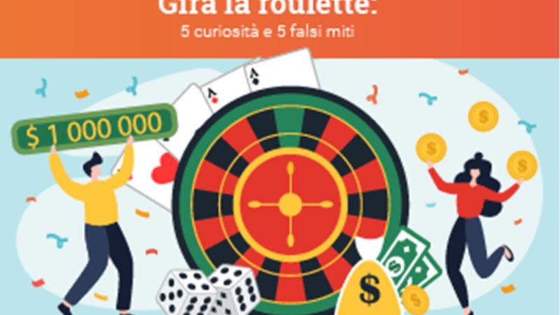 Curiosità, misteri e maledizioni: quello che non sai sulla roulette