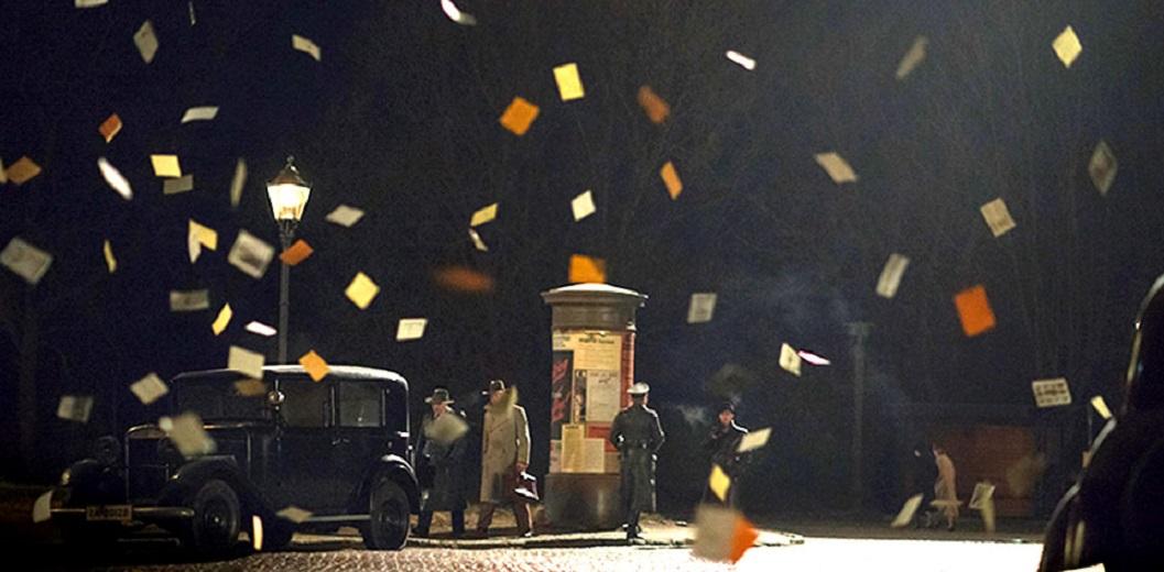 """""""Lettere da Berlino"""" di Vincent Perez: un insolito atto di rivolta al regime nazista"""