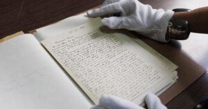 Lettere dal carcere di Antonio Gramsci - Photo by IlBoLive-Unipd