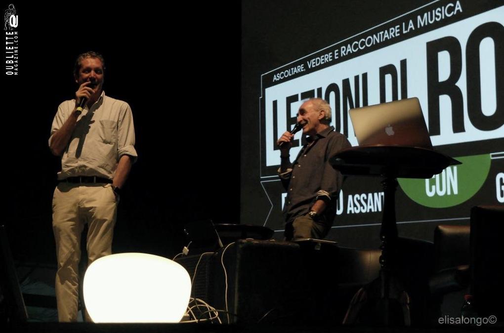 Lezioni di rock con Ernesto Assante e Gino Castaldo: David Bowie a Villa Ada, Roma