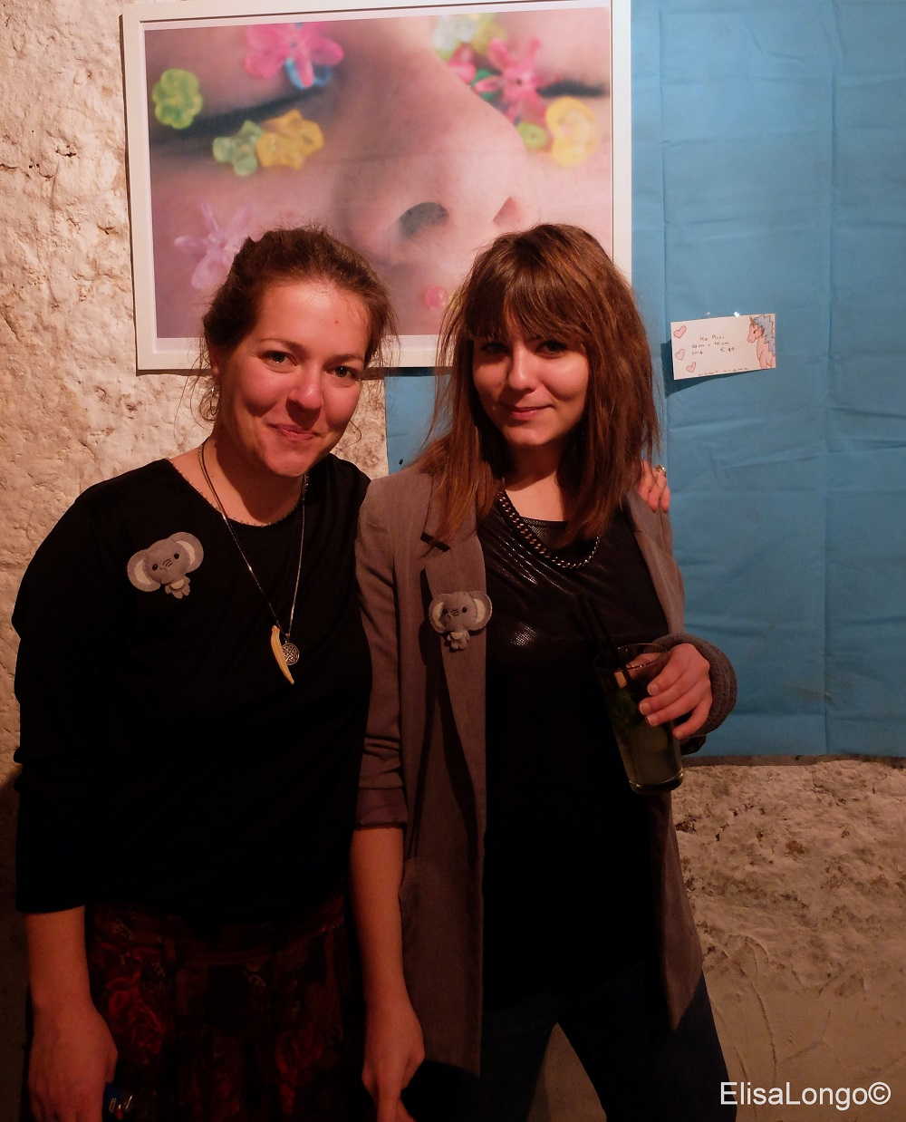 "Intervista di Elisa Longo a Lilly Vigna e Giulia Perreca per la mostra fotografica ""Femminismi di Mare"""