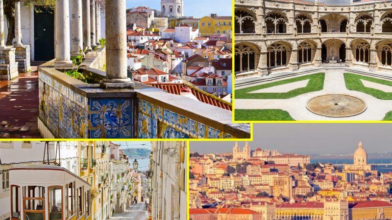 Viaggio a Lisbona: cosa vedere in pochi giorni