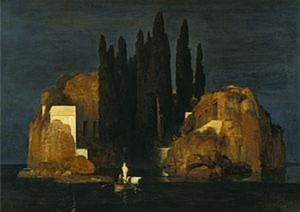 L'isola dei morti - Arnold Böcklin - Die Toteninsel