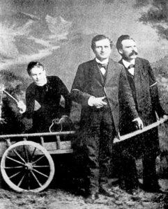 Lou Andreas-Salome - Paul Ree - Friedrich Nietzsche