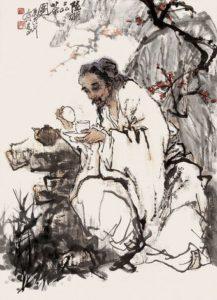 Lu-Yu - maestro del tè cinese