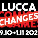 Lucca Changes: Lucca Comics 2020 sarà online ed in TV dal 29 ottobre al 1 novembre