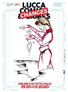 Lucca Changes - Poster Contest by Ingridorlandozonart On Deviantart