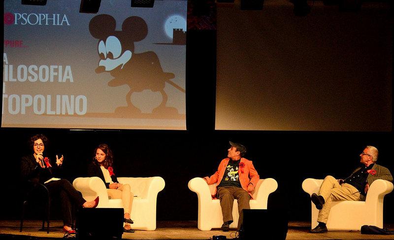 """""""La filosofia di Topolino"""" di Giulio Giorello ed Ilaria Cozzaglio: il modo di pensare ed i suoi misteri secondo Disney"""