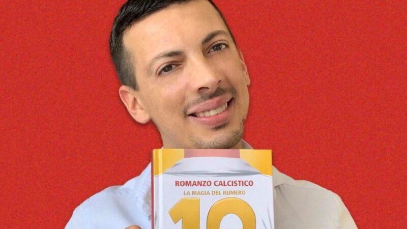 """""""La magia del numero 10"""" di Luigi Potacqui: quando il calcio diventa un romanzo"""