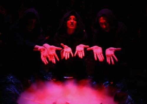 """""""Macbeth Inferno"""", il teatro a partire da William Shakespeare, sino al 26 novembre, Milano"""
