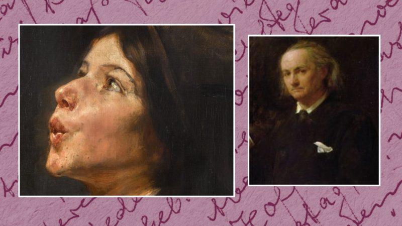 """""""Il vulcano malato"""" di Charles Baudelaire: la lettera alla madre, Caroline Dufaÿs Aupick"""