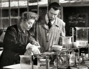 Madame Curie - film