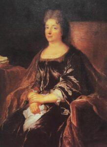 Madame de La Fayette - Photo by Babelio