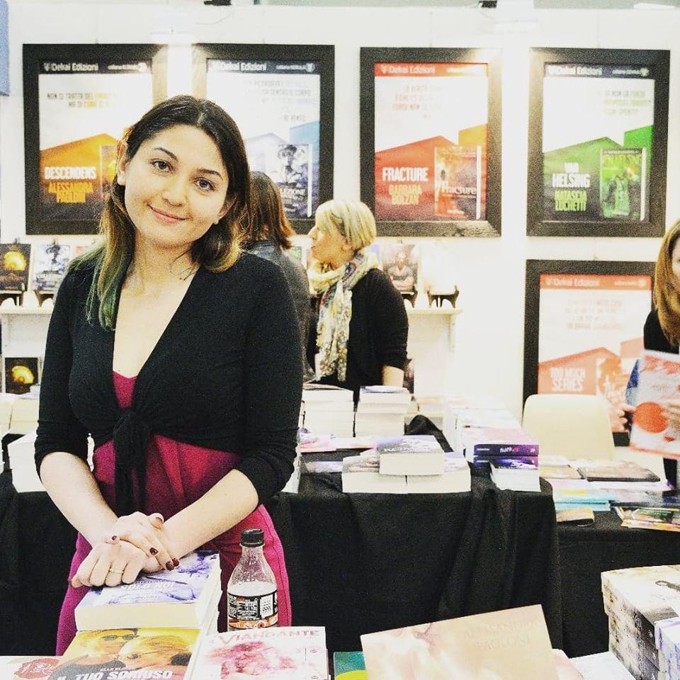 """Intervista di Lorenza Gioffrini a Malia Delrai, autrice di """"Ivan"""" e fondatrice di Delrai Edizioni"""