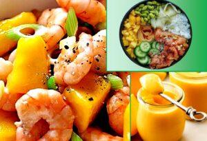 Mango ricette
