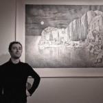 Intervista di Daniela Montanari a Marcello Carrà, il pittore che utilizza la Biro Drawing Techniques